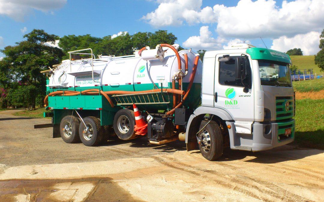 Como funciona o transporte de resíduos?